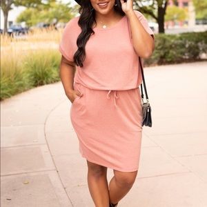 The Day Out Dress in Terracota